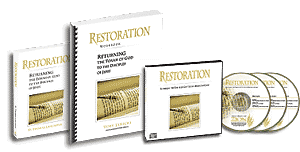Restoration Workbook