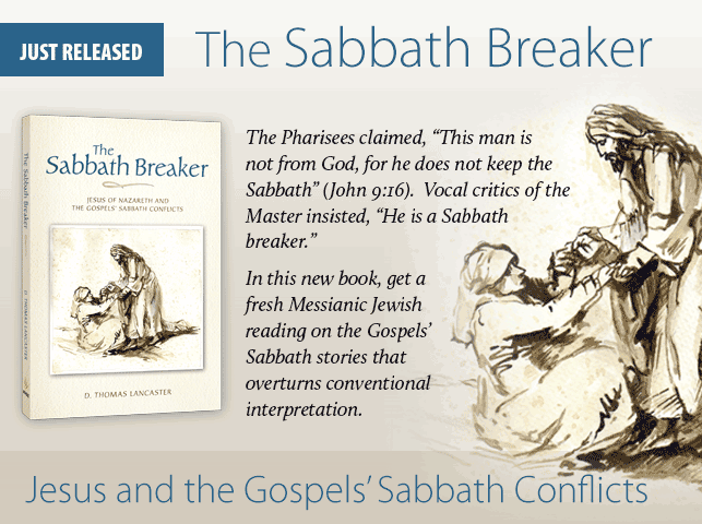 Just Released - The Sabbath Breaker, Book
