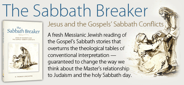 Just released, New Book: The Sabbath Breaker