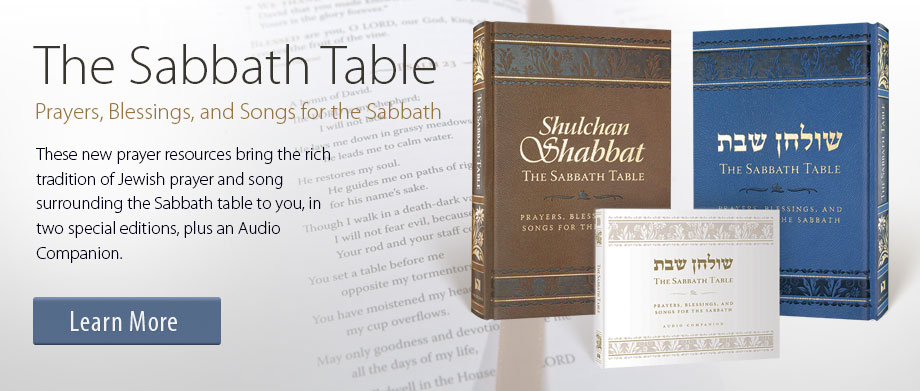 The Sabbath Table