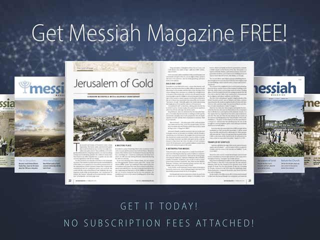 Free Messiah Magazine