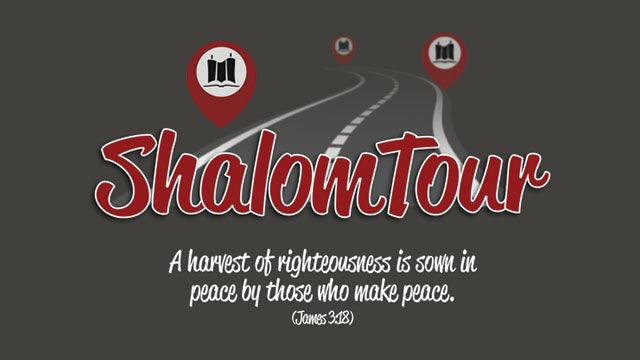 Shalom Tour Stops