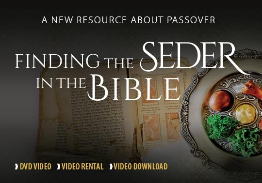 Finding the Seder in the Bible