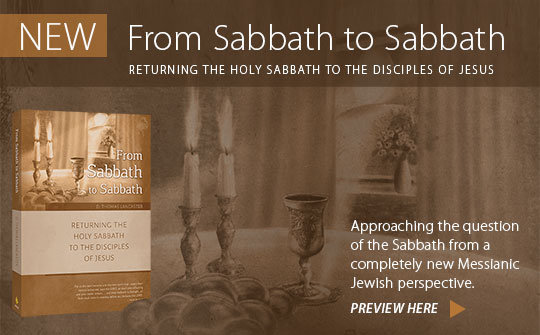 New Book — From Sabbath to Sabbath