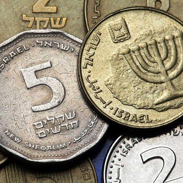 Israeli Shekel Coins