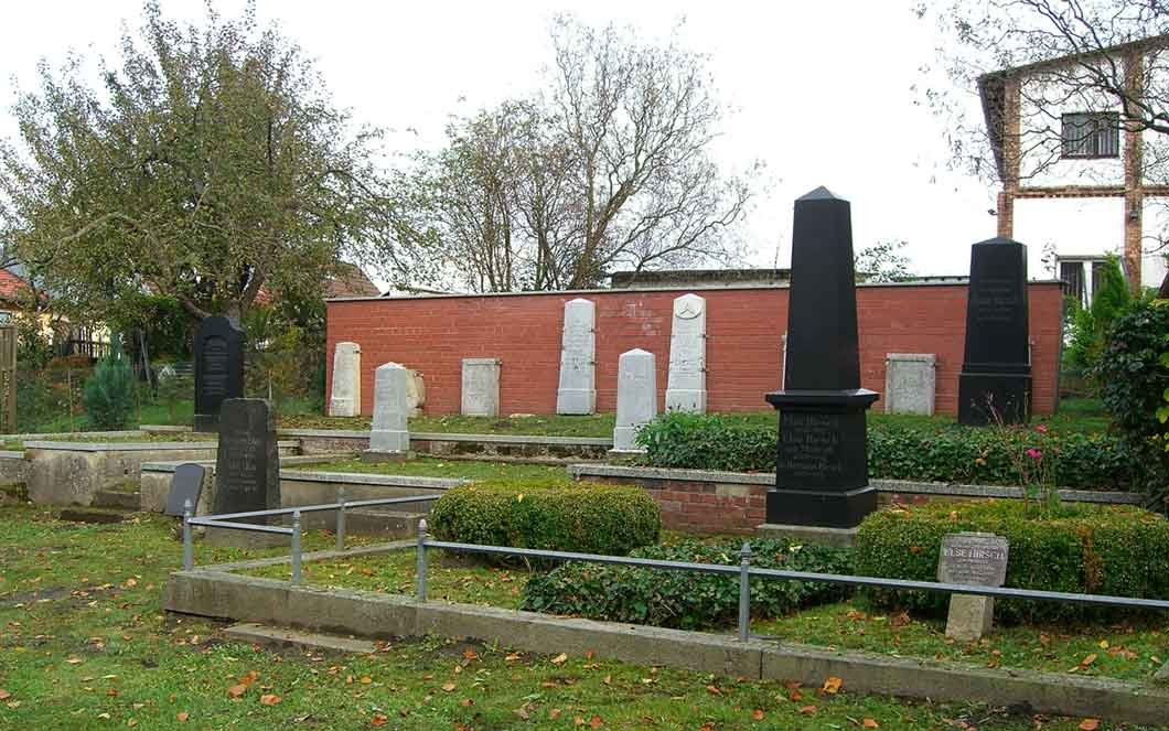 The Jewish Cemetery (Jüdischer Friedhof) of Plau am See