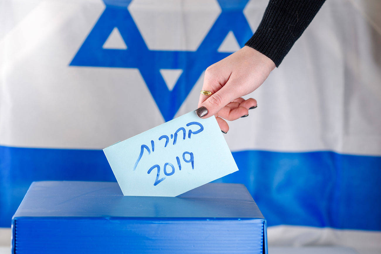 Guide to israel s april election discover first fruits of