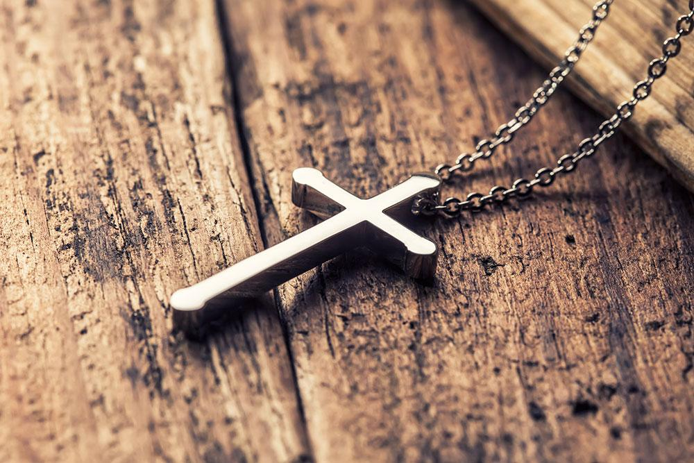 The Cross Necklace Discover First Fruits Of Zion