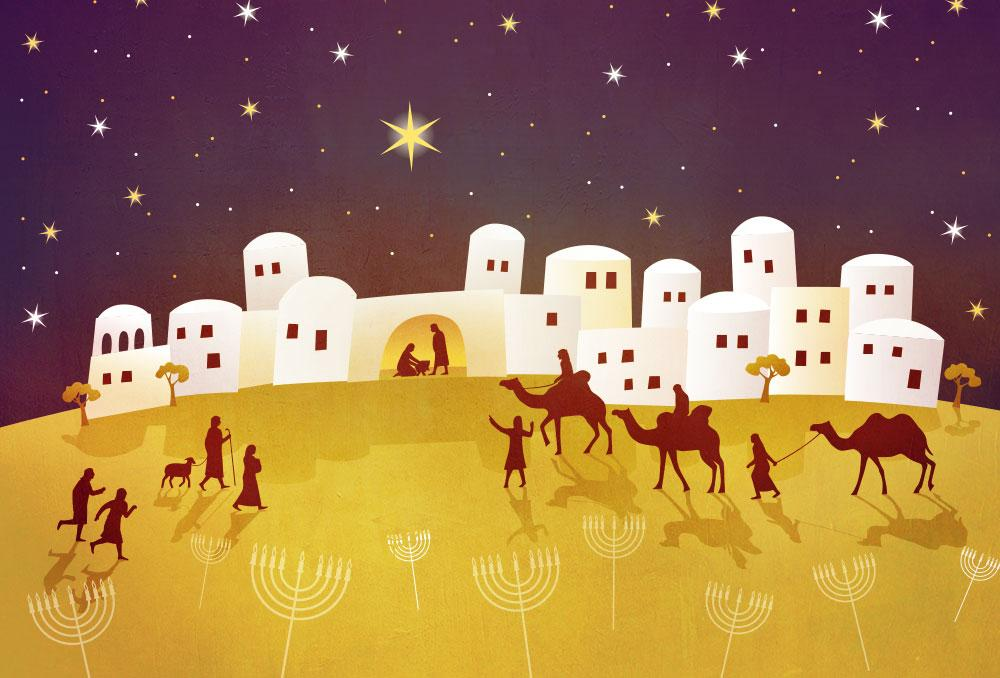 Did Christmas Originate with Hanukkah? | Discover | First Fruits of Zion