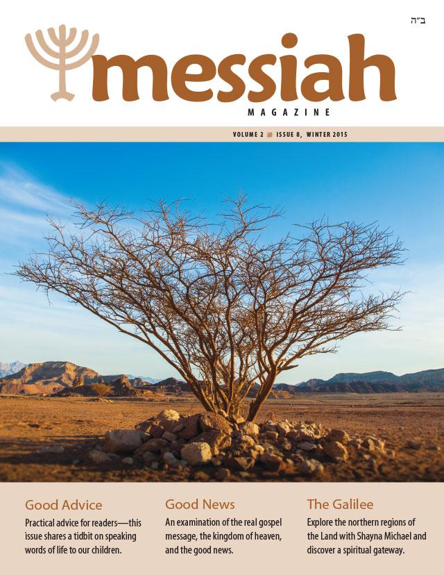 Messiah Magazine #8